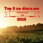Podsumowanie pierwszego roku blogowania iTop 5 tekstów nadiora.me